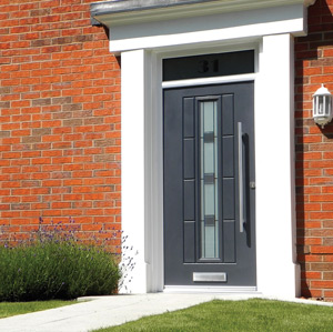 Vermont Grey Rockdoor