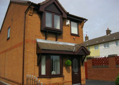 Rosewood UPVC windows Liverpool