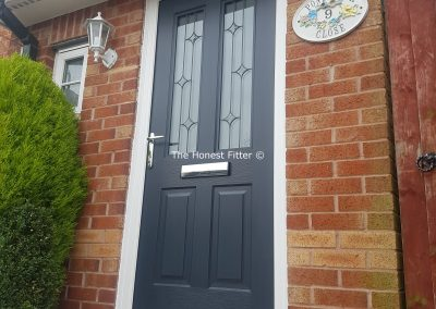 Jacobean Linear Anthracite Grey The Honest Fitter Liverpool